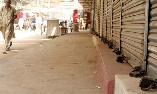 Traders to observe shutter down strike from 13th