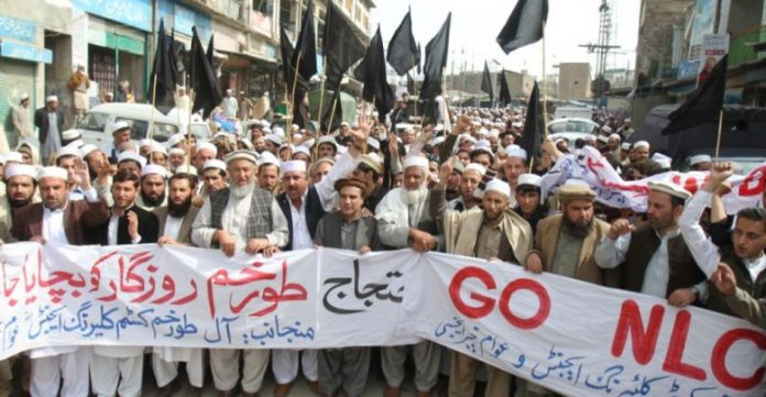 Torkham customs clearing agents end strike
