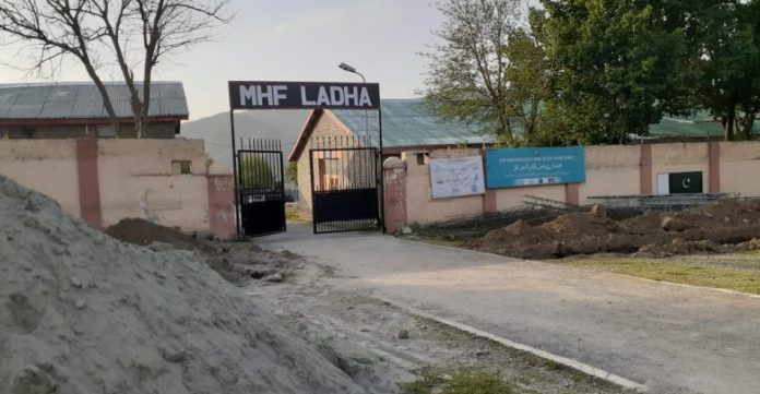 Hospital in Ladha Without basic facilities