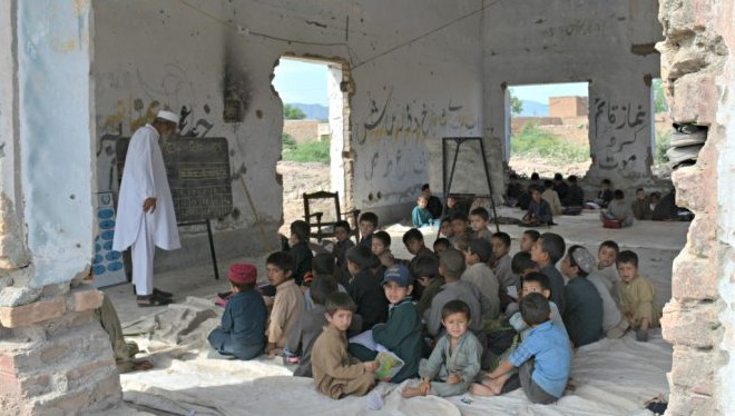 80 % of tribal districts schools without boundary walls: IMU report