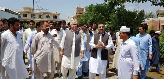 Steps being taken to improve health facilities, says CM