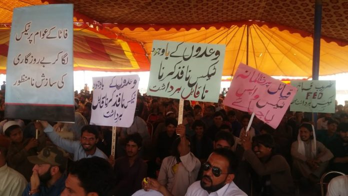 Industrialists protest against tax on industrial zones in tribal districts