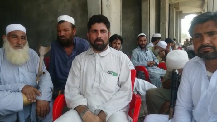 Differently-abled persons in Khyber boycott elections