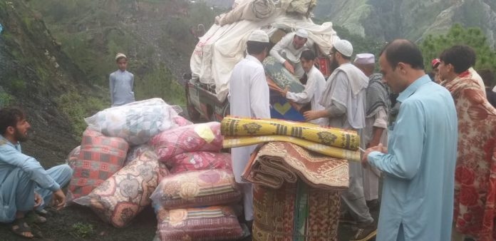5 killed, 18 injured in rain related incidents in KP