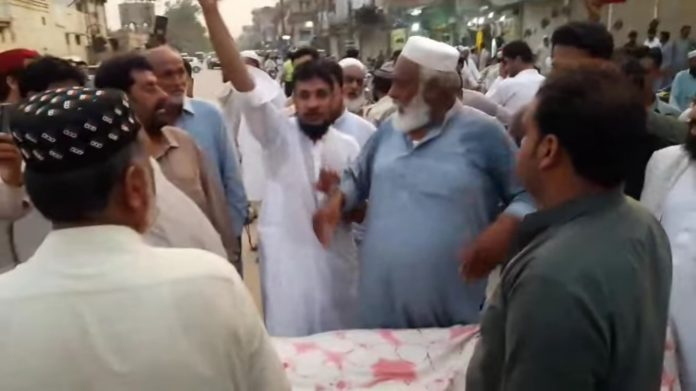 Patient's death due to alleged neglect sparks protest in DI Khan