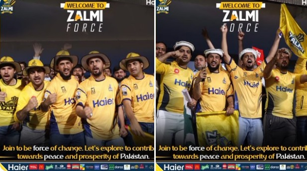 PZ launches Zalmi force to work for 'peace, prosperity'