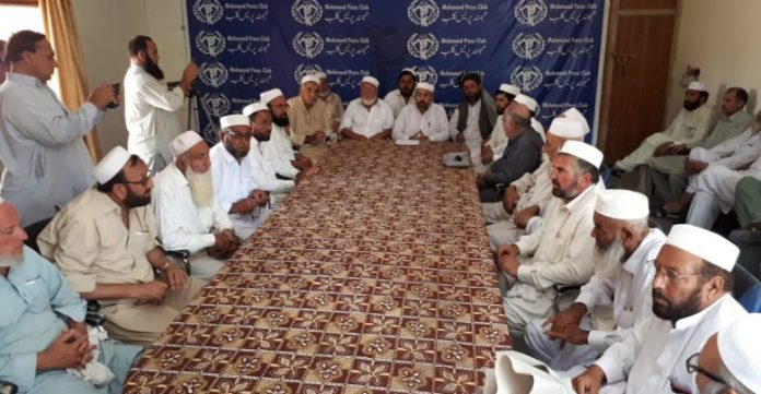 Mohmand tribal elders oppose Police deployment in tribal districts