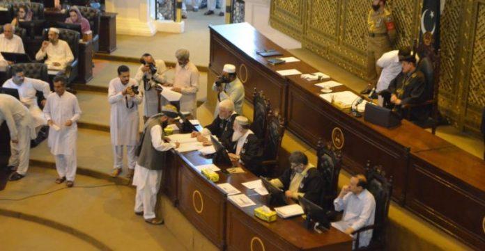 Tribal MPAs have Sworn in
