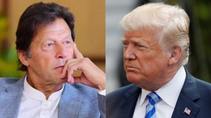 Imran Khan, Donald Trump discuss Kashmir in phone call