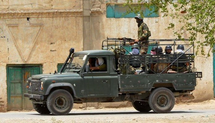 Two security men martyred in South Waziristan blast