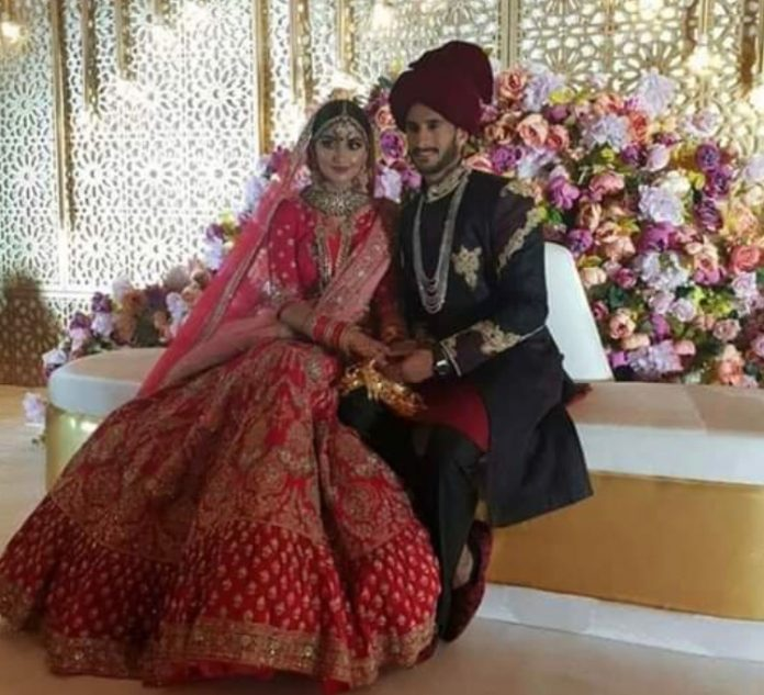 Fast Bowler Hassan Ali Ties the Knot With Indian Girl Samiya