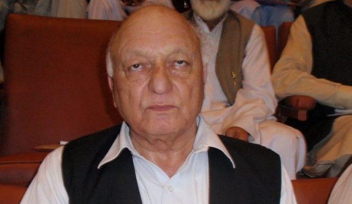 ANP suspends party membership of Abdul Latif Afridi