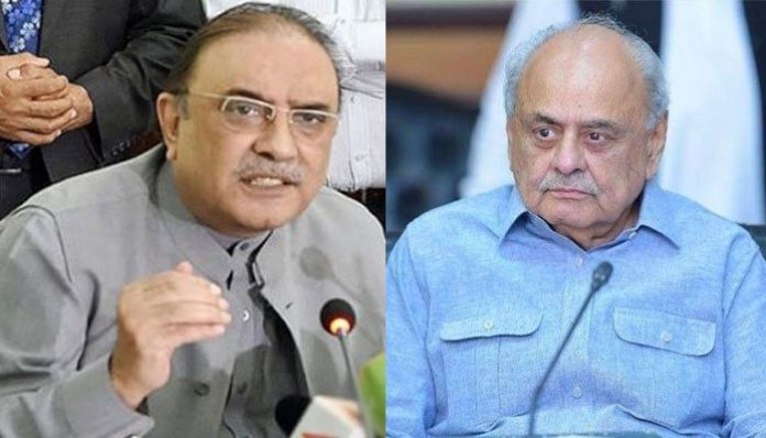'Zardari shifted to jail on recommendations of Medical Board'
