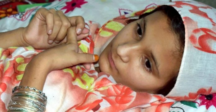 Fayeqa Mehsud: Ten-year-old IED victim still waiting for help