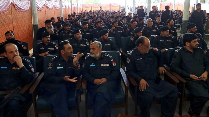 Khassadars, Levies forces launch protest campaign