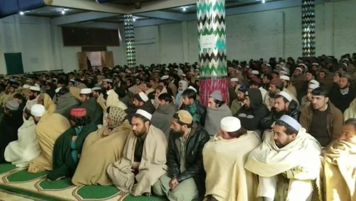 Main mosque reopened after 6-year in Tirah Valle