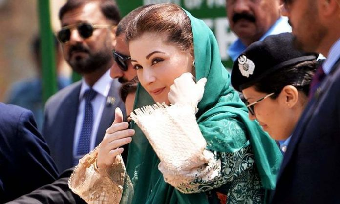 ECP dismisses PTI plea to remove Maryam as PML-N vice president