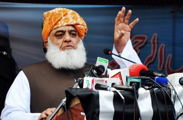 Opposition parties support Azadi March, says Fazl