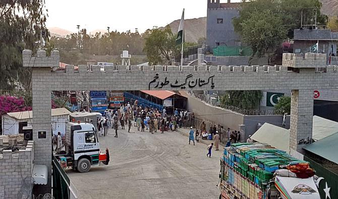 Pakistan announces closure of western border ahead of Afghan presidential poll