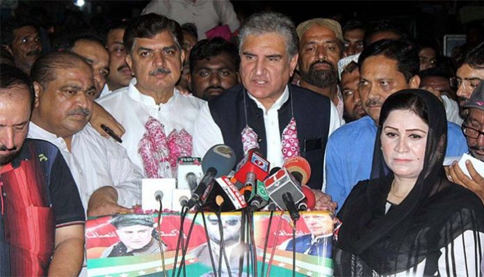 Shah Mehmood Qureshi while addressing media said that Rs208 billion GIDC dues of industries to benefit national economy'