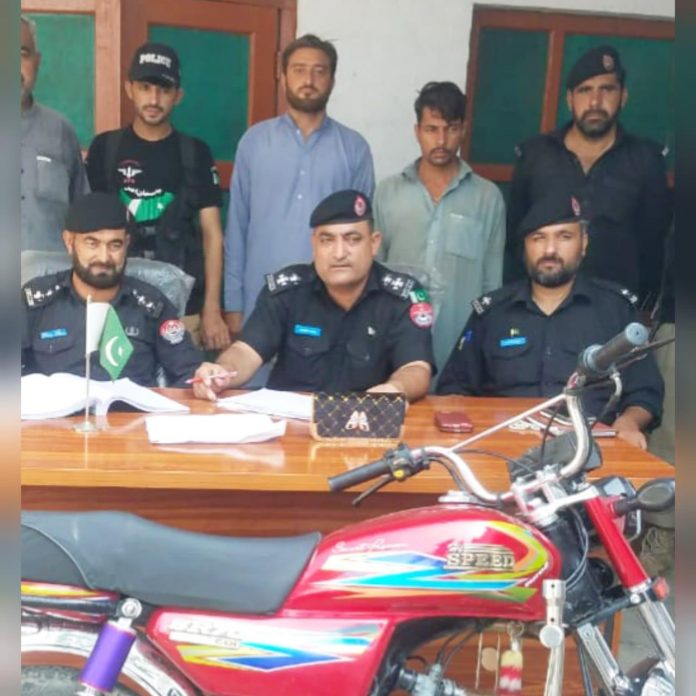 Police arrest two in Mardan honour killing case
