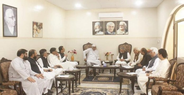 ANP decides to take active part in 'Azadi March'