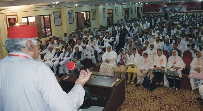 JUI-F wins ANPs' support for 'Azadi March'