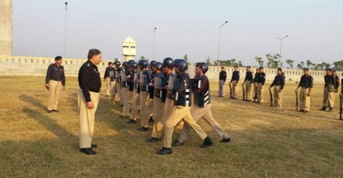 Azadi March: KP police start special preparations