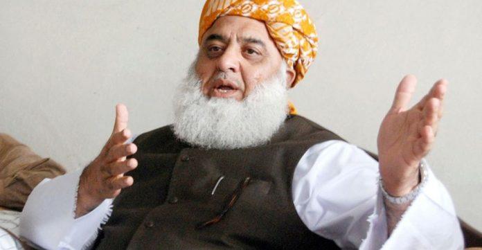 JUIF announces 'Azadi march; towards Islamabad on October 27