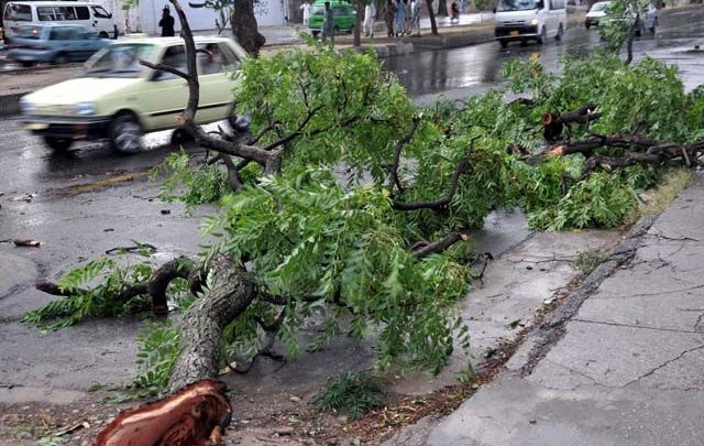 Met office predicts more rain in KP during current week