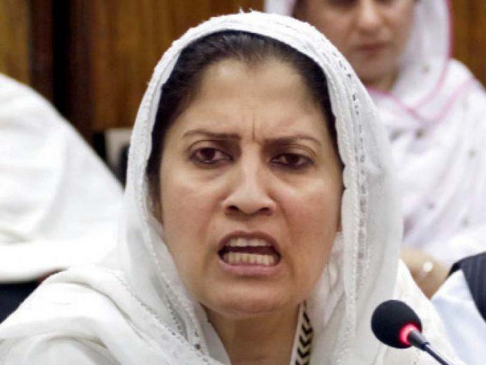 ANP revokes basic membership of senator Sitara Ayaz