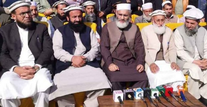 'Tribal districts become sandwich between two systems'