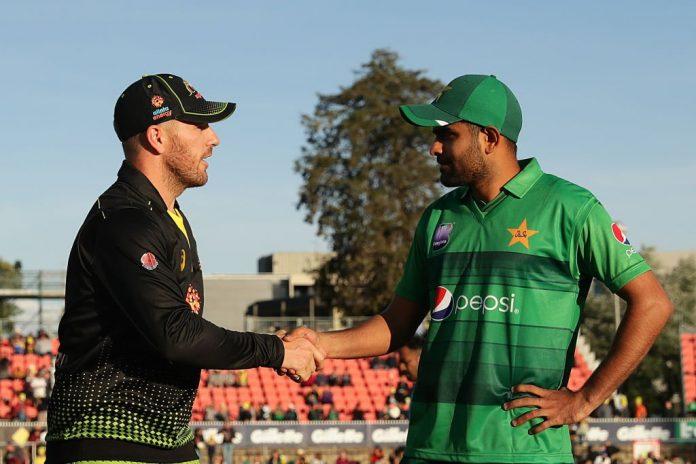 Pakistan Cricket team tour to Australia
