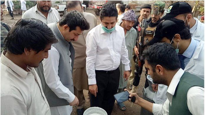 Food adulteration in Peshawar