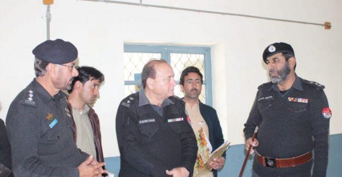 Special police team arrives in Parachinar to probe Gul Sakina murder case