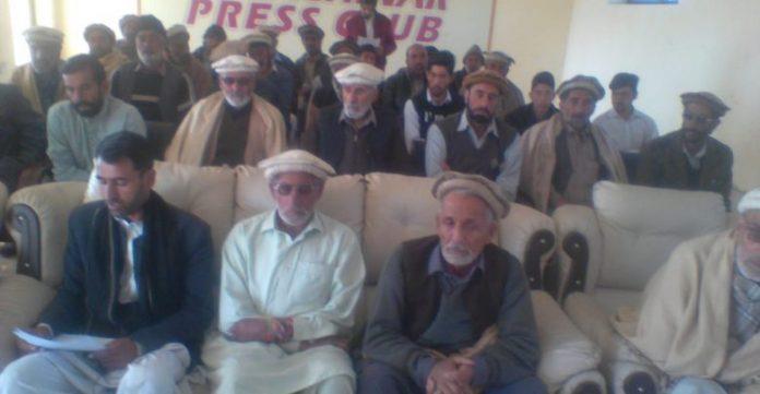 Parachinar: Khiwas village tribesmen still await govt support