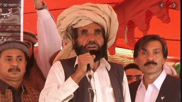 Naqibullah Mehsud father passes away battling cancer