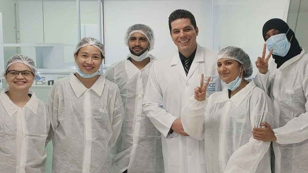 Doctors at Abu Dhabi discovers the treatment of coronavirus